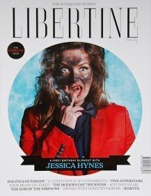 Libertine March 2014 cover